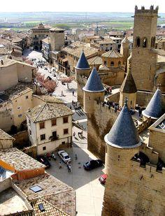 Olite Navarra,Spain