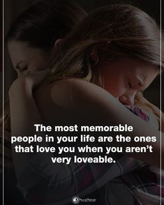 Type YES if you agree. The most memorable people in your life are the ones that love you when you aren't very loveable. Tweet Quotes, Me Quotes, Motivational Quotes, Inspirational Quotes, The Ugly Truth, Power Of Positivity, My Soulmate, Positive Words, Uplifting Quotes