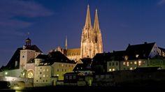 Städtereise-Tipps für Regensburg Weltwursterbe
