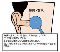 3.耳抜き(圧平衡)のテクニック   シュノーケリング   スキューバ ライセンス のダイビングファン