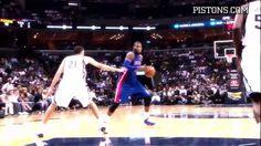 Detroit Pistons   Pistons Hits: Greg Monroe