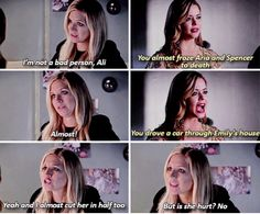 "Did the writers really think CeCe being trans and locked away in Radley would be a good motivation for all the crazy, fucked-up shit she did? | 47 Questions ""Pretty Little Liars"" Still Needs To Answer"