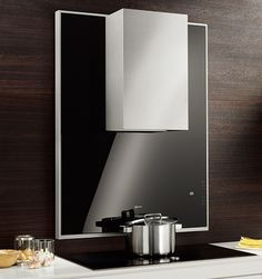 From Small Home Appliances to Countertop Appliances to Kitchen and Laundry Room, every new appliance is reported on. Kitchen Extractor Hood, Kitchen Exhaust, Kitchen Hoods, Modern Ceiling, Modern Wall, Modern Condo, Ventilation Hood, Minimalist Flat, Exhaust Hood