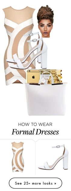 """formal wear #1"" by riyonna05 on Polyvore featuring My Delicious and N°21"