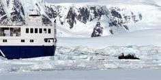 Antarctica Experience Air-Cruise 8 Days