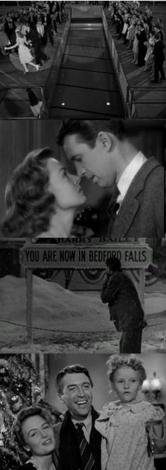It's a wonderful life - Just watched this the other night!