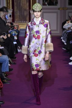 Andrew Gn Fall 2018 Ready-to-Wear Fashion Show Collection