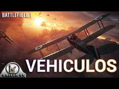 En Battlefield 1 Podremos elegir que vehículo pilotar a voluntad + Destr...