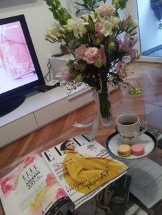 The perfect morning the day after :)