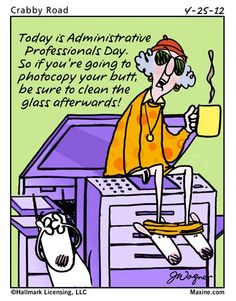 Happy Adminstrative Professionals Day!