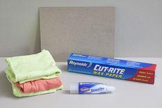 วัสดุและอุปกรณ์สำหรับเพนต์เสื้อ / Supplies for DIY bleach paint