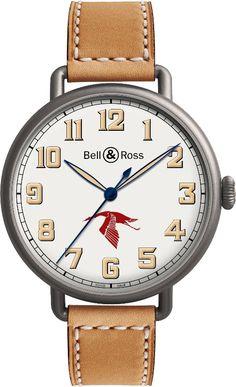 Bell & Ross lança novo relógio em homenagem a George Guynemer
