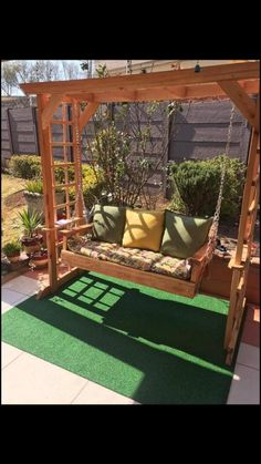 Swing Benches for sale Staying Safe Online, Benches For Sale, Driveway Gate, Web Design Services, Pallet Furniture, Porch Swing, Service Design, Property For Sale, Commercial