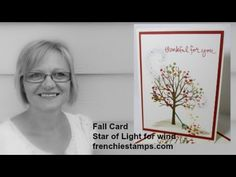 Stamp & Scrap with Frenchie: Fall Sheltering Tree with Star of Light