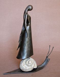 Escultura - Jean Pierre Augier