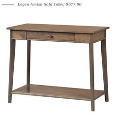 Table, Furniture Diy, Furniture, Fine Furniture, Accent Table, Contemporary Furniture, Contemporary Home Decor, Amish Furniture, Occasional Chairs