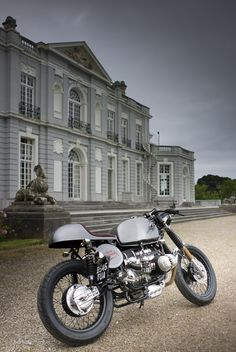 Kevils Legend BMW Cafe Racer