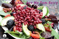 Anti-Age Me Pom-Berry Super Salad