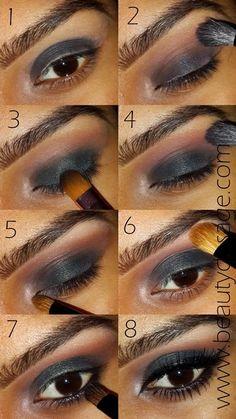 http://www.beautydosage.com/2013/12/dark-green-smokey-eye-makeup-tutorial.html