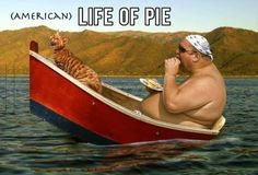 """Yeah this would definitely be the Americanized version of """" Life of Pi"""""""