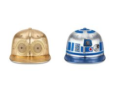 For 'Star Wars' Fans, Eye-Catching Caps Inspired By Your Favorite Characters - DesignTAXI.com