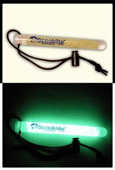 Scooblite - Reusable Glow Sticks Made For Scuba Diving