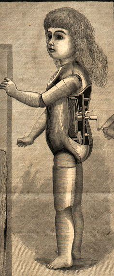marinni: From the history of dolls and zvukozapisi.Govoryaschie Edison phonograph. Part 1.