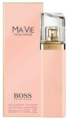 Ma Vie Pour Femme perfume for Women by Hugo Boss. My new favorite perfume