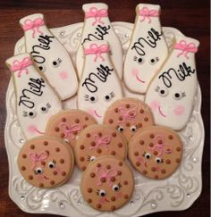 Milk & Cookie - Truffle Pop Shoppe | Cookie Connection