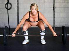 Weight-lifting at 9-months pregnant? http://www.ivillage.com/pregnant-weightlifter-causes-controversy/6-a-547610