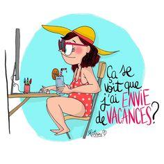 vacances #Citation #Humour #HistoireDrole #rire #ImageDrole #myfashionlove www.myfashionlove.com