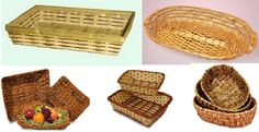 Expanded Selection of Basket Inventory NOW IN STOCK