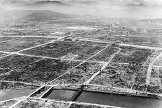 """August 6, 1945 – Hiroshima, Japan is devastated when the atomic bomb """"Little Boy"""" is dropped by the United States B-29 Enola Gay. Around 70,000 people are killed instantly, and some tens of thousands die in subsequent years from burns and radiation poisoning"""