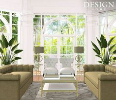 Outdoor Furniture Sets, Outdoor Decor, Game Design, Design Ideas, House Design, Couch, Curtains, Inspiration, Home Decor