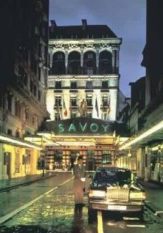 The Savoy - London, UK