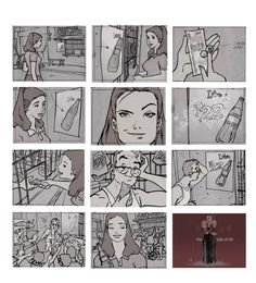 commercials Storyboard - Google 搜尋 Project 3, Live Action, Storyboard, Comics, Random, Google, Inspiration, Ideas, Art