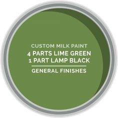 Color Mixing Lab   General Finishes Design Center