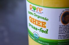 To kickoff the Whole30, I'm hosting a giant ghee giveaway from Pure Indian Foods. Get in on it!