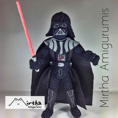Darth Vader Star Wars Amigurumi!