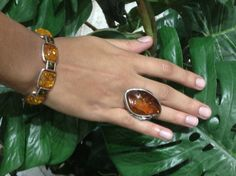 Hey, I found this really awesome Etsy listing at https://www.etsy.com/ca/listing/260713431/silver-amber-ringvintage-amber-ringlarge