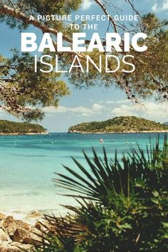 From Formentera to Menorca, here's a picturesque guide to the most scenic spots in the Balearic Islands - WARNING will make you want to down tools and book a trip to paradise! Read more at https://wanderlusters.com/picture-perfect-places-stay-balearic-islands/ #spain #wanderlust #summer