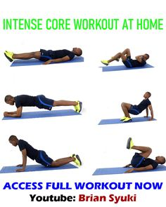 Gym Workout For Beginners, Gym Workout Tips, Workout Videos, At Home Workouts, Boxing Workout Plan, Core Workouts, Fitness Motivation, Youtube Workout, Weight Lifting Workouts