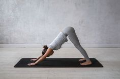 Downward Facing Dog #4 of the Yoga Poses for Beginners