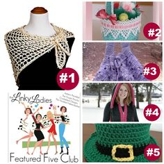 The Linky Ladies – Community Link Party #41 | The Purple Poncho