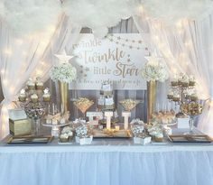 Twinkle Twinkle White Gold Backdrop 2019 Twinkle Twinkle White Gold Backdrop The post Twinkle Twinkle White Gold Backdrop 2019 appeared first on Baby Shower Diy. Baby Shower Themes Neutral, Baby Shower Gender Reveal, Star Baby Showers, Baby Shower Parties, Girl Baby Showers, Baby Shower Party Supplies, Aqua, Juegos Baby Shower Niño, Gold Backdrop