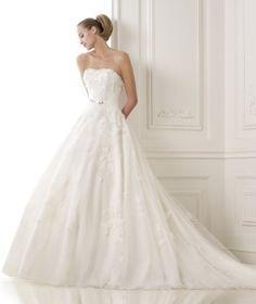 vestido de noiva princesa pronovias coleção 2015 glamour BASIRA #casarcomgosto