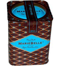MarieBelle Spicy Dark Hot Chocolate Large