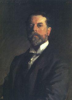 John Singer Sargent (1856 — 1925) - autoportrait 1906