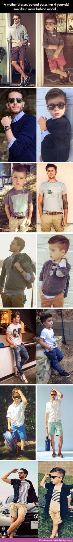 Kid super model
