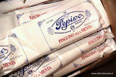 pinguino alla menta - gelateria Pepino di Torino